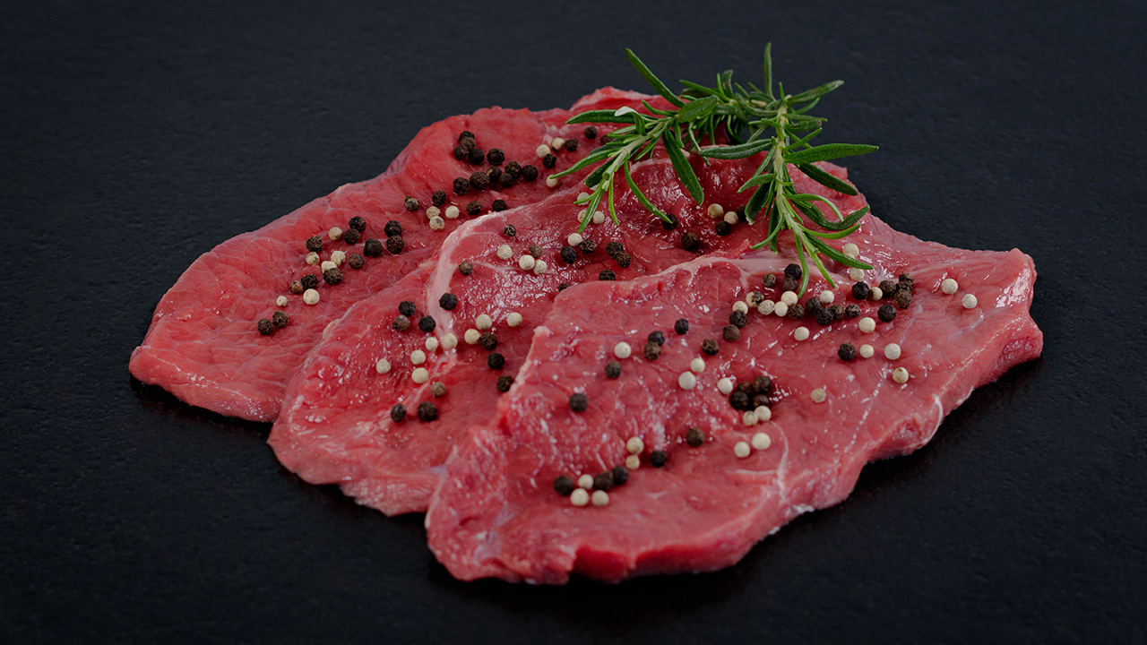 Rinderhüft-Steaks