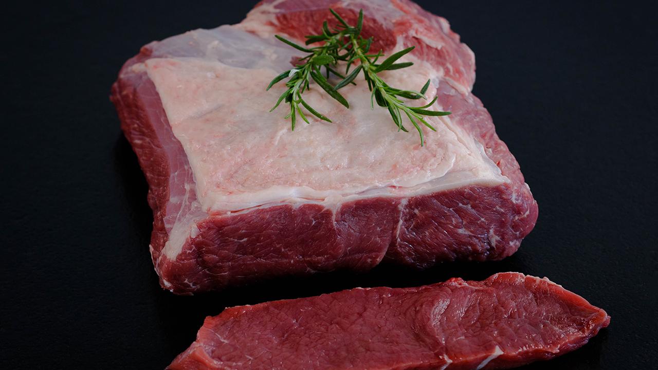 Rinderlende / Roastbeef am Stück