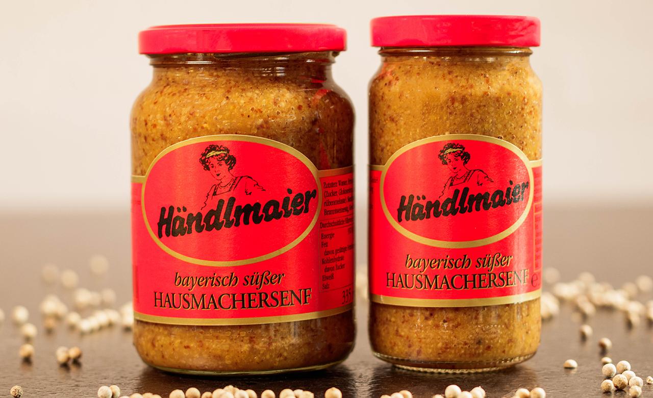 Händlmaier  Hausmacher-Senf