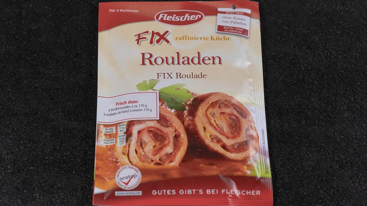 Fleischer Fix Rouladen